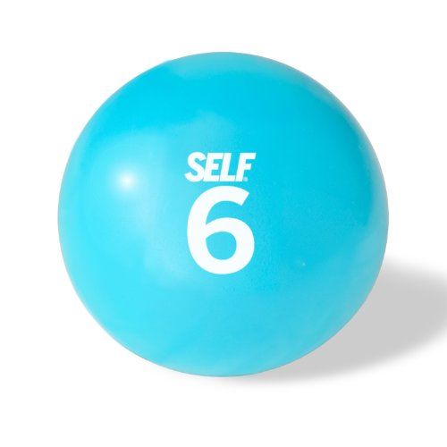 SELF Soft Weighted Ball, 6-Pound, Blue price