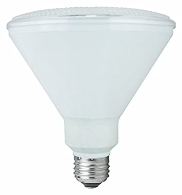 RLP3817W30KD95 LED PAR38 - 90 Watt Equivalent (17W) Bright White (3000K) Dimmable Flood Light Bulb
