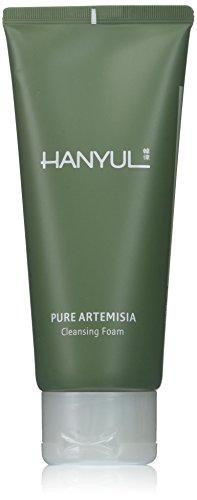 Hanyul Pure Artemisia Cleansing Foam, 6.1 Ounce