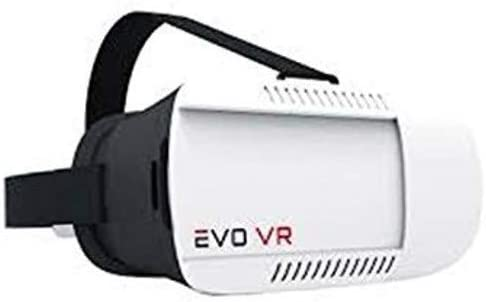 Virtual Reality Headset with Bluetooth Controller IOS & Android Black