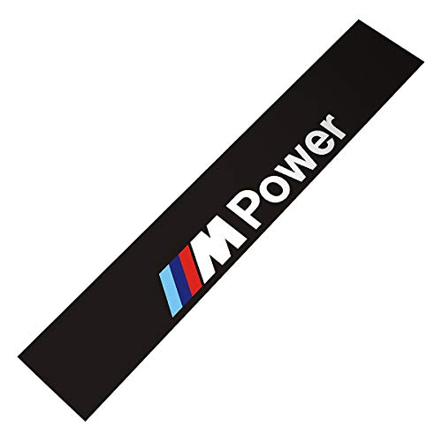 Demupai Front Windshield Banner Decal Vinyl Car Stickers for BMW M Power Accessories 51.97