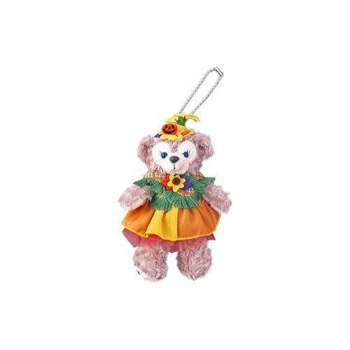 Sherry Orange (Disney Sherry Mae stuffed badge (Orange) Halloween 2014 [Tokyo Sea Limited] of Duffy)