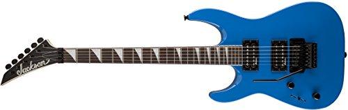 (Jackson JS32L Dinky, Left-handed - Bright Blue)