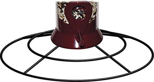 Droll Yankees 344566 9 in. Diameter Tidy Perch & Bird Feeder Stand ()