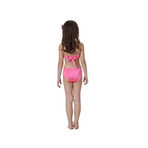 62edd1322 El servicio durable LUCKY-U Sirena Cola Swimmable Disfraz Traje de baño  Largo Vestido de