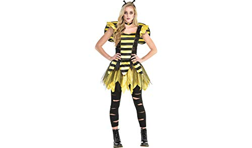 Zom-Bee Halloween Costume for Women, Large, with Included Accessories, by -
