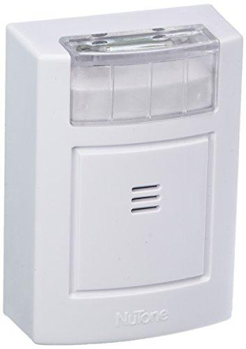 NuTone Wireless Chime Receiver with Strobe - LA224RWH ()