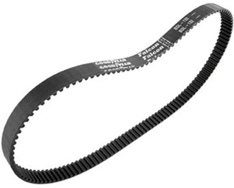 Drive belt,rr falcon spc 132t softail 86/99 w/70t pulley hd 40023-86 spc-132-by-Falcon SPC
