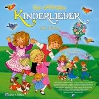 Die schönsten Kinderlieder mit CD