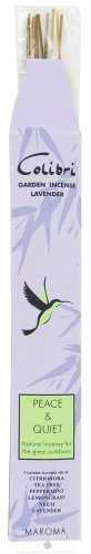 Maroma Sticks - Colibri Lavender Incense Packets Maroma 10 Stick by Maroma