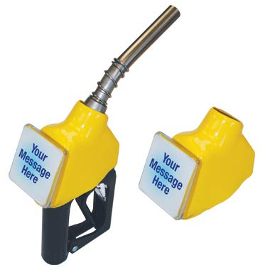 OPW 11B Diesel AdMaster Lead SPOUT Nozzle Yellow with ADD Panel