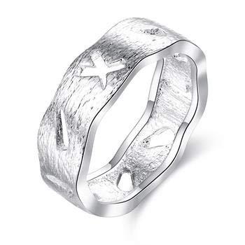 V-MONI Bohemian Fashion Hot Simple Ladies Ring 7