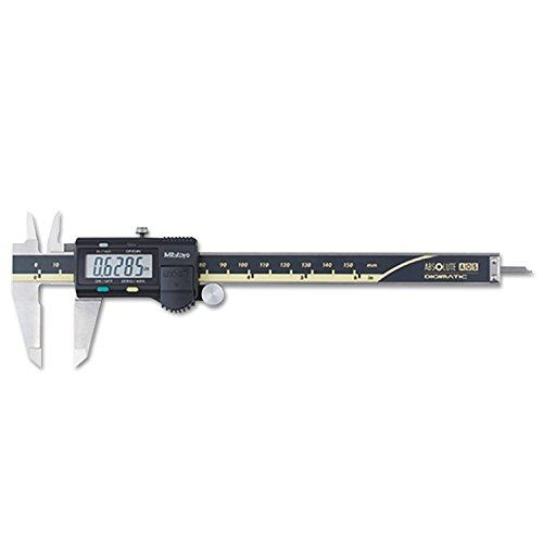 - Mitutoyo 500-196-30 Advanced Onsite Sensor (AOS) Absolute Scale Digital Caliper, 0 to 6