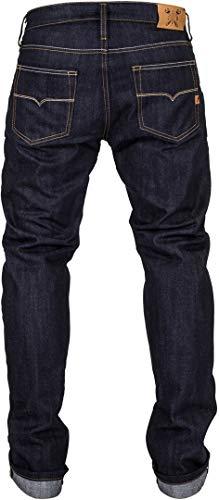 Doe Ironhead John 38 L34 2017 Jeans Indigo vqSdSTHw