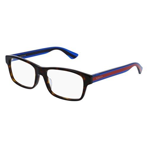 Eyeglasses Gucci GG 0006 OA- 003 003 AVANA / BLUE