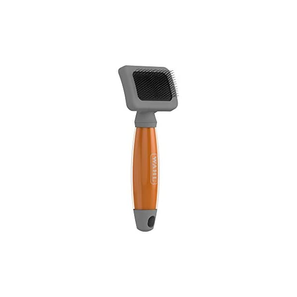 Small Slicker Brush with Soft Grip 2