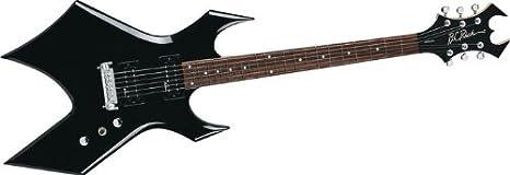 B.C. Rico Warlock Guitarra Eléctrica de la Viuda