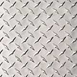 Aluminum 3003-H22 Diamond Tread Plate .025