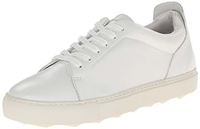 Dolce Vita Women's Westin Fashion Sneaker, White, 7 M US