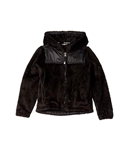 The North Face Kids Girl's OSO Hoodie (Little Kids/Big Kids) TNF Black X-Large (North The Face Oso Girls Hoodie)