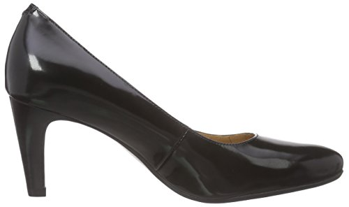 Negro de tacón zapatos cerrados EccoECCO ALICANTE BLACK11001 Mujer Yx7SqvTw