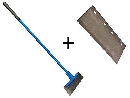 Grattoir de sol avec 2/x Lames Interchangeables 400/mm