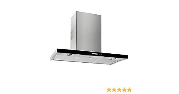Teka DH 985 De pared Acero inoxidable 807m³/h A - Campana (807 m³/h, Canalizado, A, A, C, 56 dB): Amazon.es: Grandes electrodomésticos