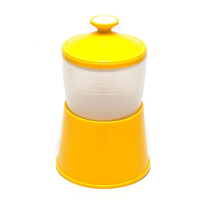 Half Boiled Egg Maker - Malaysian Traditional Egg Container (Just put boiled water and wait)
