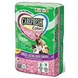 CareFRESH® Colors™ Premium Soft Bedding, Pink 23L, 4.4 Lbs.