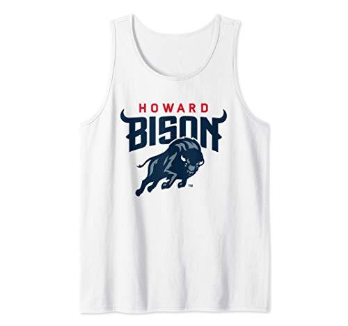 (Howard University Bison NCAA RYLHOW06 Tank Top)