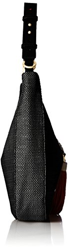 Straw Black Badgley Mischka Hobo Bailey wSqnqXEA