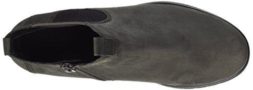 Donna Comfort Grigio Micro Sport Gabor 31 Dark Stivali grey q1gRct