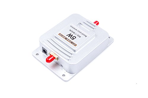 5W 2.4GHz WIFI Signal Booster 802.11B/G/N Bidirectional Power Amplifier,Working Voltage DC 6-18V Boost your wireless by KNACRO (Image #5)
