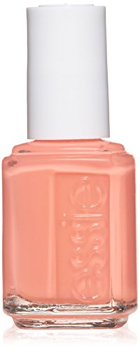 essie Nail Color Polish, Peach Side Babe