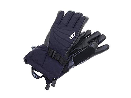 Outdoor Research Women's Revolution Gloves, Black, Medium