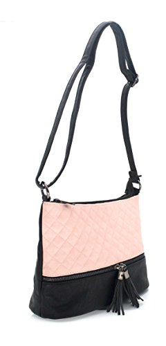 Hello Bolso Rose Shoulder Al Hombro For Para White Blanco Hello Mujer Blanco Bag White Bag Bag Woman Rose tA5Ww4