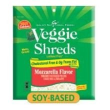 VEGGIE Shredded Cheese Mozzarela Ounce