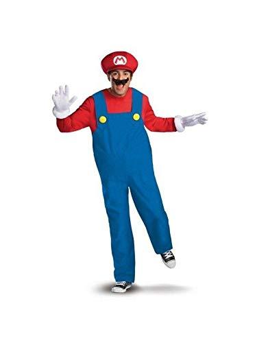 Disbacanal Bross Prestige Disfraz ÚnicoLAmazon es Mario vNmw8n0