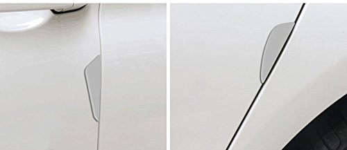 Door Gell 3D Protection Side Edge Anti-scratch Guard Protector Trim - for all type of car (4pcs. in pack) - To In Plastic Scratches How Fix