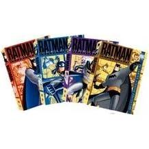 Batman: The Animated Series, Vol. 1-4