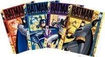 Batman: The Animated Series, Vol. 1-4 [Import]