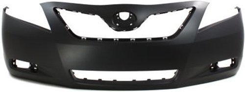 Front Bumper Cover Fascia for 2007-2009 Toyota Camry 07-09 MBI AUTO Primered TO1000329