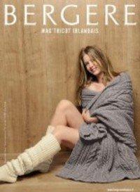 Bergere de France Irish Knit Magazine #159