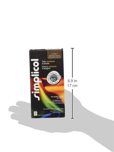 Dintex 30-105 - Tinte para Ropa en Lavadora, Color marrón: Amazon.es: Hogar
