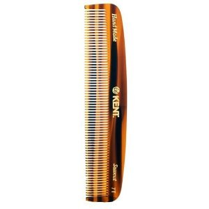 Kent Hand-Made All Fine Pocket Comb, 143mm