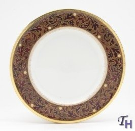 China Plate Bread Noritake - Noritake Xavier Gold Bread and Butter Plate