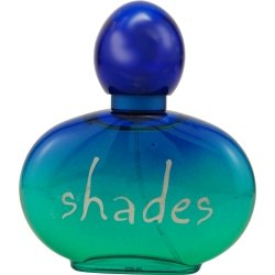 Shades By Navy Cologne Spray - SHADES by Navy Perfume for Women (COLOGNE SPRAY 1.2 OZ (UNBOXED))