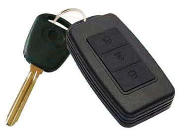 KJB Security Products DR100 2GB Key Fob Style Voice Recorder by KJB