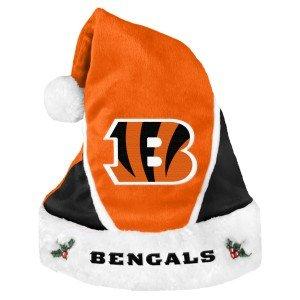 Cincinnati Bengals 2014 Colorblock Santa Hat