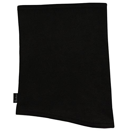 TrailHeads Contour Microfleece Neck Warmer / Gaiter - black